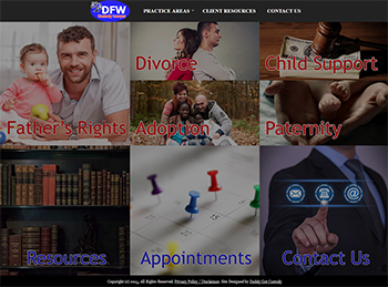 Click to See DFW Custody Lawyer's site