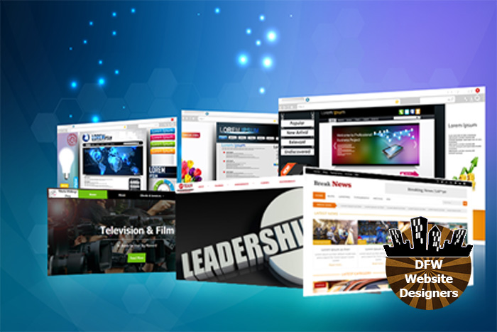 DFW Web Design - Pre-Design Website Package http://DFWWebsiteDesigners.com